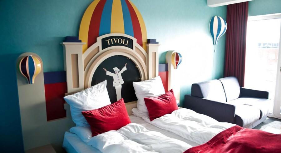 Siden 2010 har Tivoli Hotel haft besøg af 1 million mennesker, og det får Tivoli til at bygge endnu et hotel.