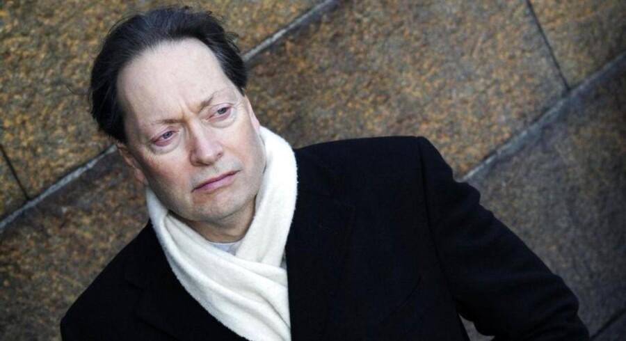 Horace Engdahl, aktuel med »Arret efter drømmen«.