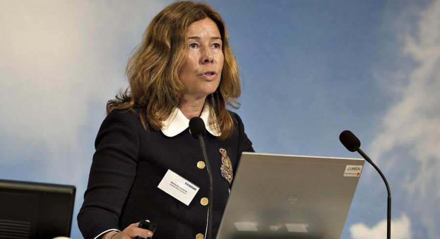 Marika Fredriksson, Executive Vice President & CFO hos Vestas er Årets CFO.
