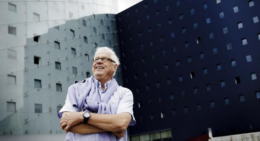 Niels Fennet, direktør CabInn.