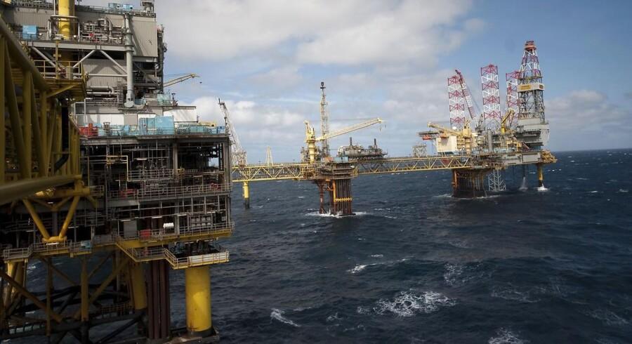 Olie- og gasselskaberne har en god dag onsdag på de europæiske børser.