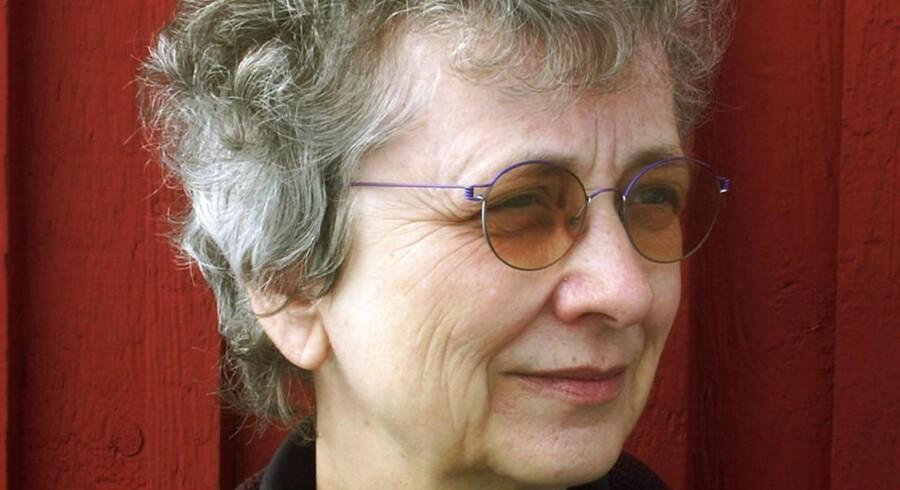 Anne Marie Ejrnæs er aktuel med »Sent«. En samling af fire fortællinger om kvinder i brydningstider.