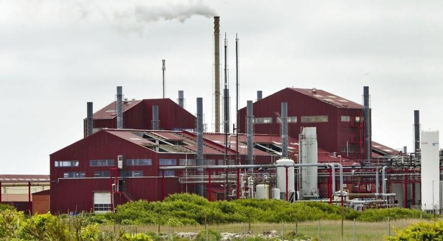 Aurigas salg af datterselskabet Cheminova for 8, 5 milliarder kroner er på ind i den sidste fase.