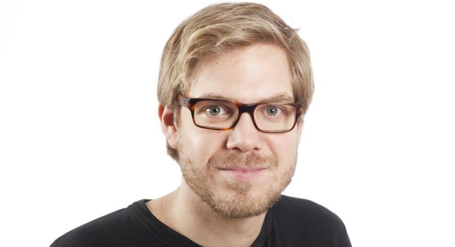 Jeppe Bangsgaard.