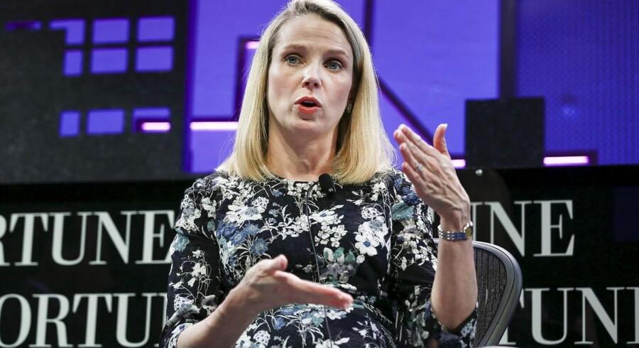 Søgemaskineselskabet Yahoo bliver presset af flere utilfredse investorer, som helst ser, at den administrerende direktør, Marissa Mayer, forlader sin post.