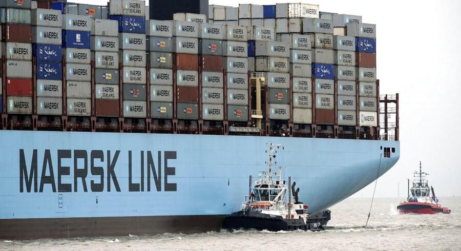 Verdens største containerredier, danske Maersk Line, er i forhandlinger med Hyundai om, hvorvidt koreanerne skal indtræde i 2M samarbejdet.