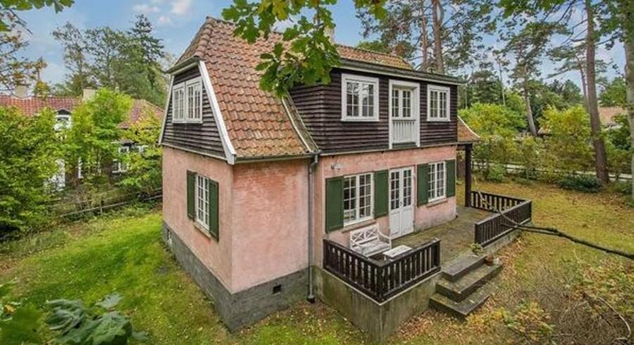 Skovvej, Hornbæk. Pris: 7,6 mio. kr.