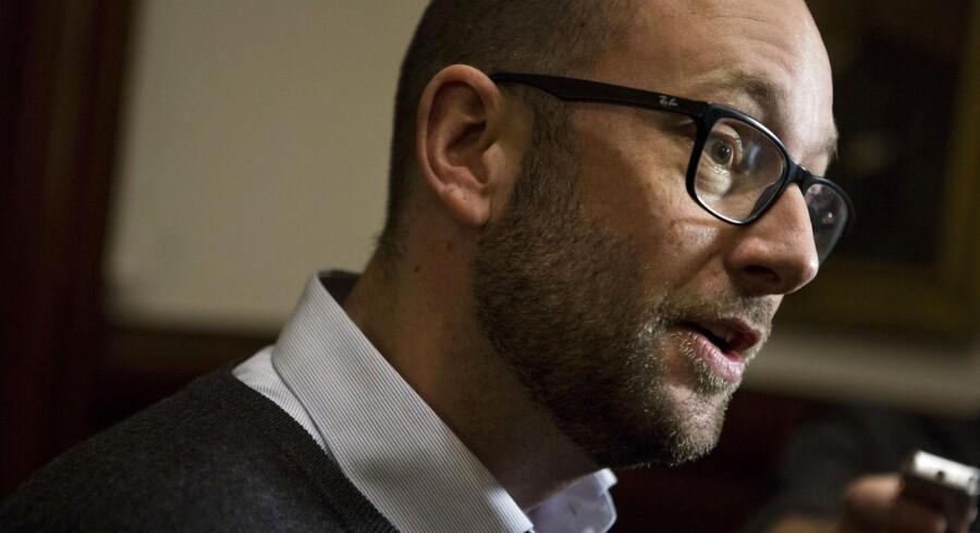 Socialdemokraten Rasmus Prehn.