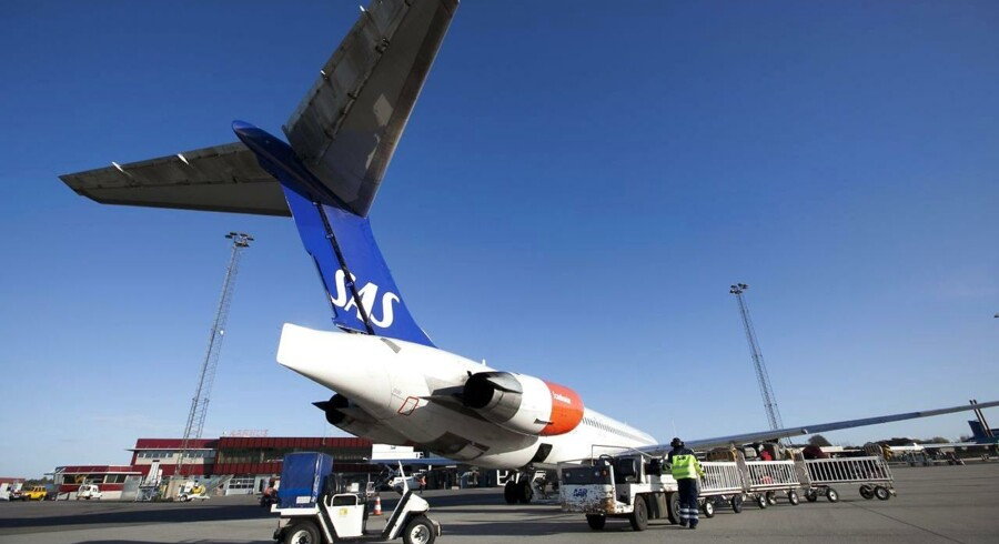 En aftale mellem Aarhus Lufthavn i Tirstrup og SAS er faldet på gulvet.