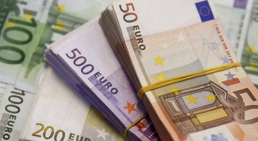 Opjustering af europæisk økonomi. Det lyder som lidt af en drøm. Men for første gang i mange år er der en prognose, der opjusterer skønnene væksten i Europa.