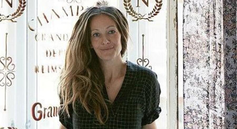 Maria Toft anbefaler, at man følger sin intiution i stedet for slavisk at følge tidens trends. Foto: PR