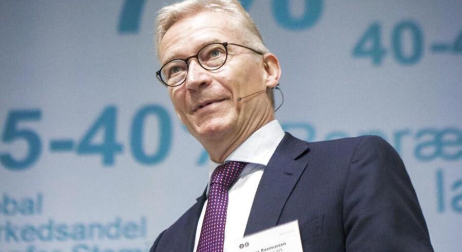 Coloplasts topchef Lars Rasmussen