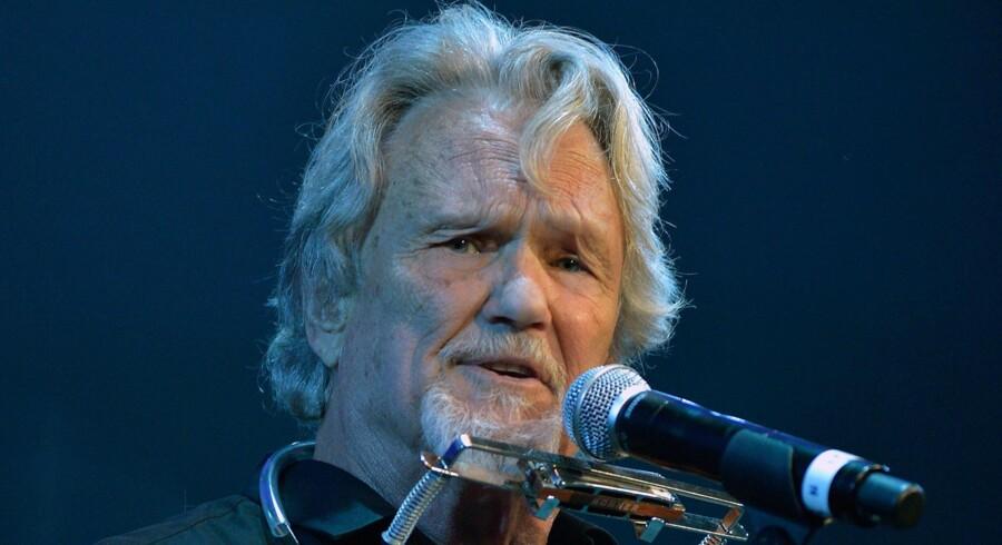 Kris Kristofferson fylder 80 år. Foto: Paul Marotta