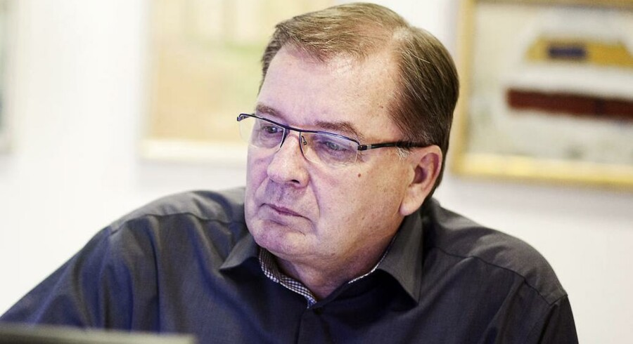 Borgmester i Billund, Ib Kristensen.