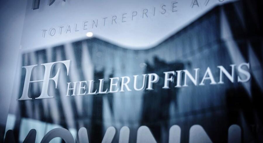 BDO føler sig misbrugt af investeringsselskabet Hellerup Finans.