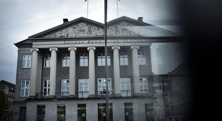 Danske Bank samler sin formueforvaltning i én enhed, oplyser banken.