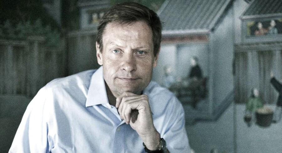 Thomas Thune Andersen kan som formand i DONG glæde sig over, at selskabet har vundet en stor voldgiftssag mod hans tidligere arbejdsplads, Maersk Oil.