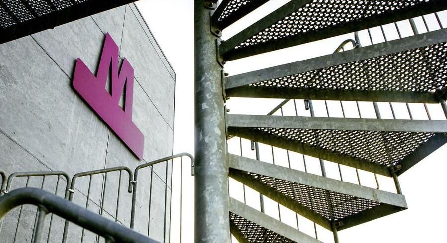 Virksomheder og boligejere i Nordhavn skal være med til at betale for bydelens kommende metrostationer.