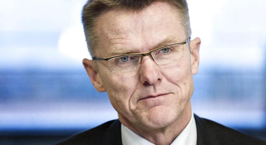 Lasse Nyby, direktør Spar Nord.