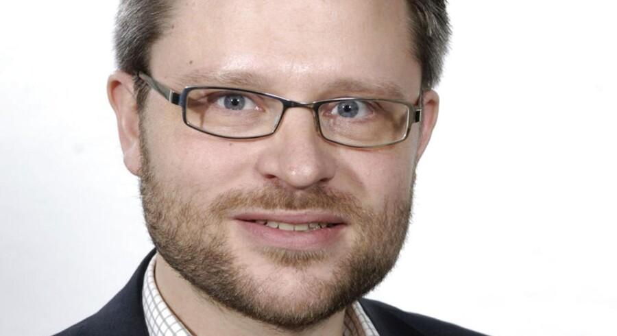 Ifølge privatøkonom i Danske Bank, Las Olsen, snyder tallene for danskernes privatforbrug.