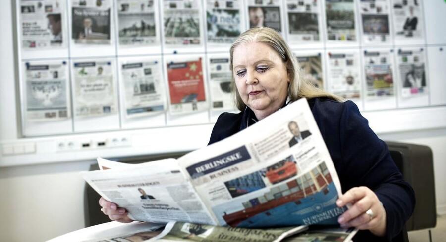 ARKIVFOTO. Hollandske konkurrencemyndigheder har godkendt handlen mellem De Persgroep og Mecom, der ejer Berlingske.