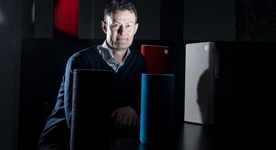 Asiatiske aktionærer invester et trecifret millionbeløb i den danske producent af trådløse højttalere Libratone, der ledes og drives af serieiværksætteren Tommy Andersen.