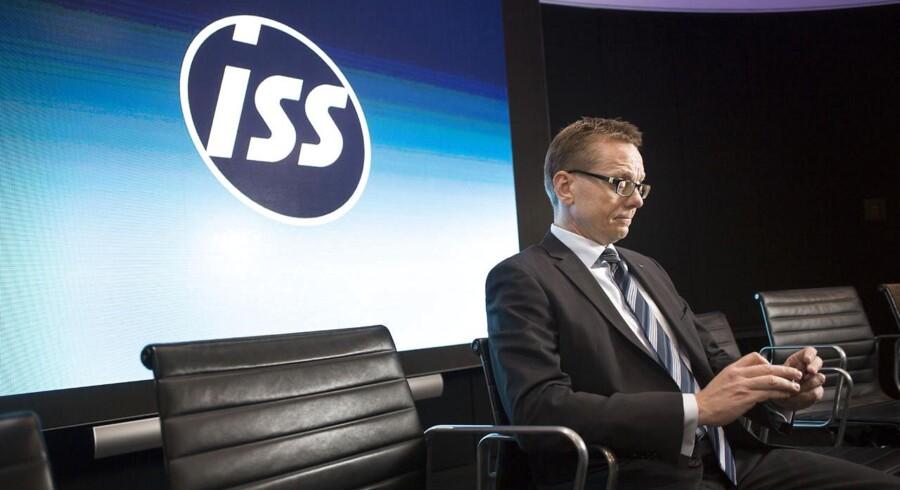 ISS CFO, Heine Dalsgaard