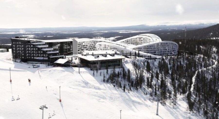 Det nye skisportssted skal omdanne den eksisterende ferieby til en skidestination i verdensklasse.