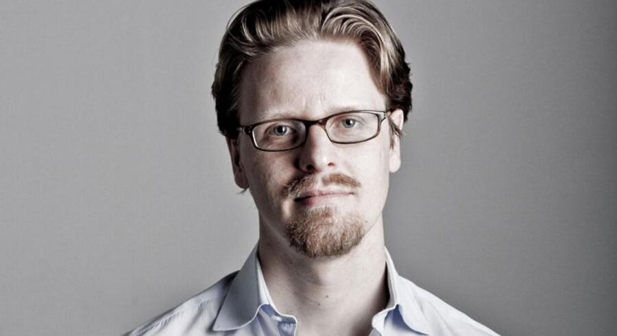 Valutaeksperten Jens Nordvig fra Nomura Securities