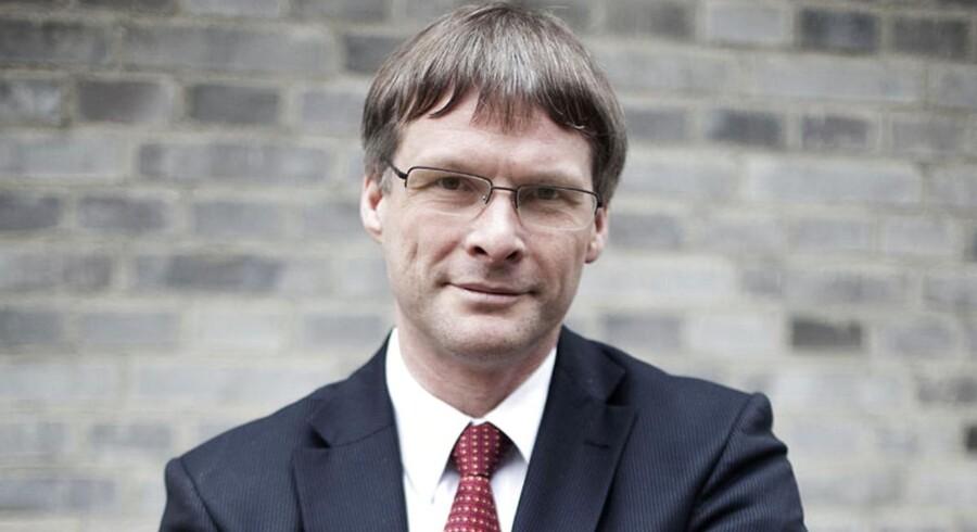 Den kommende danske ambassadør i Washington, og tidligere i Beijing og Bruxelles: Jeppe Tranholm-Mikkelsen.