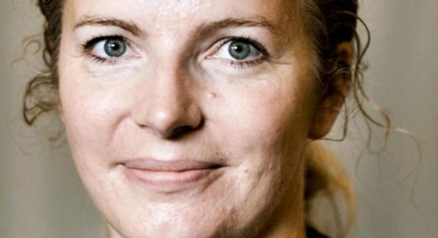 Anne Kristine Axelsson flytter fra Justitsministeriet til Kirkeministeriet.
