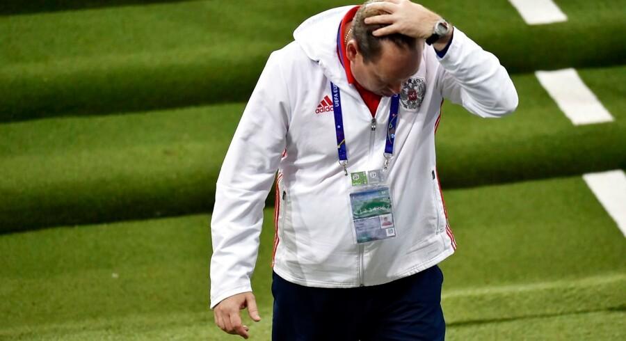 Det har ikke været underholdende. Og det risikerer at blive kedeligere endnu. AFP PHOTO / Pascal PAVANI