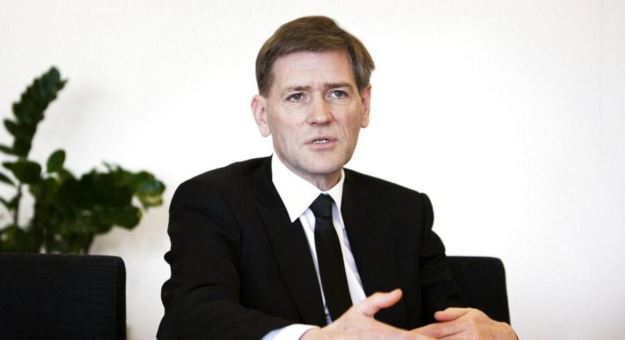 Danske Flemming Ørnskov finder godt 200 mia. kr. frem i irske Shire i et bud på selskabet Baxalta.