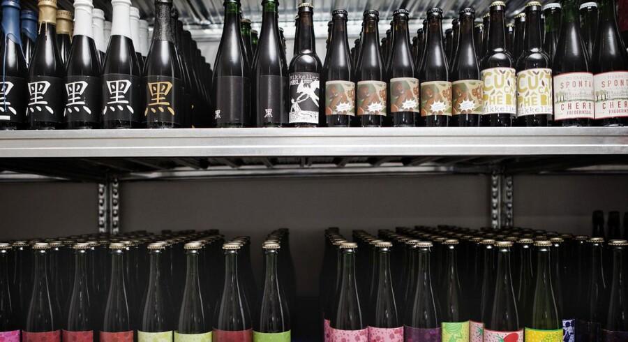 Mikkeller åbner sin sjette internationale ølbar i Tokyo. Foto: Betina Garcia