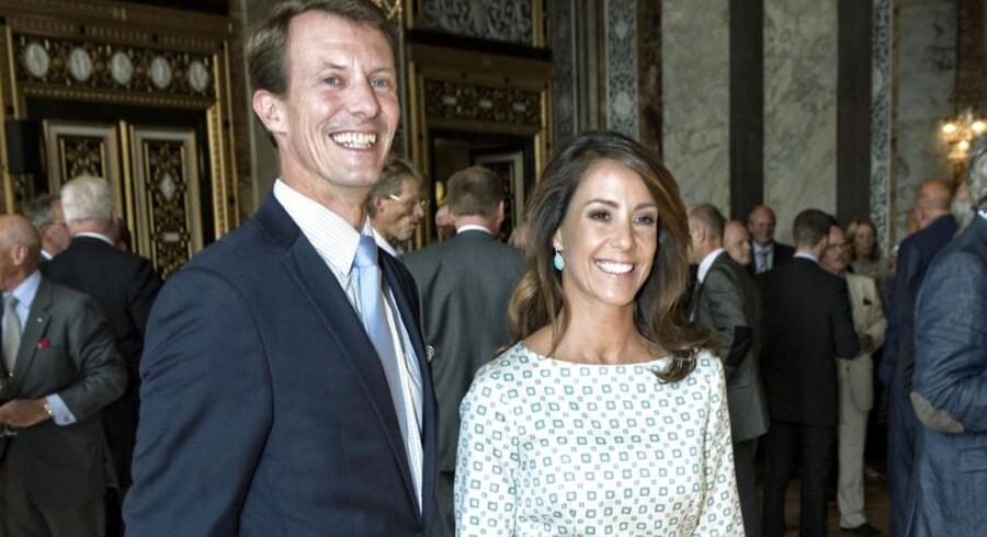 »Min bedste coach er min kone,« lyder det fra Prins Joachim i et stort interview i det nye Euroman