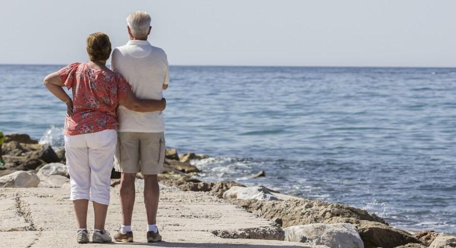 Hele 831.000 danskere har en pensionopsparing på under 20.000 kroner.