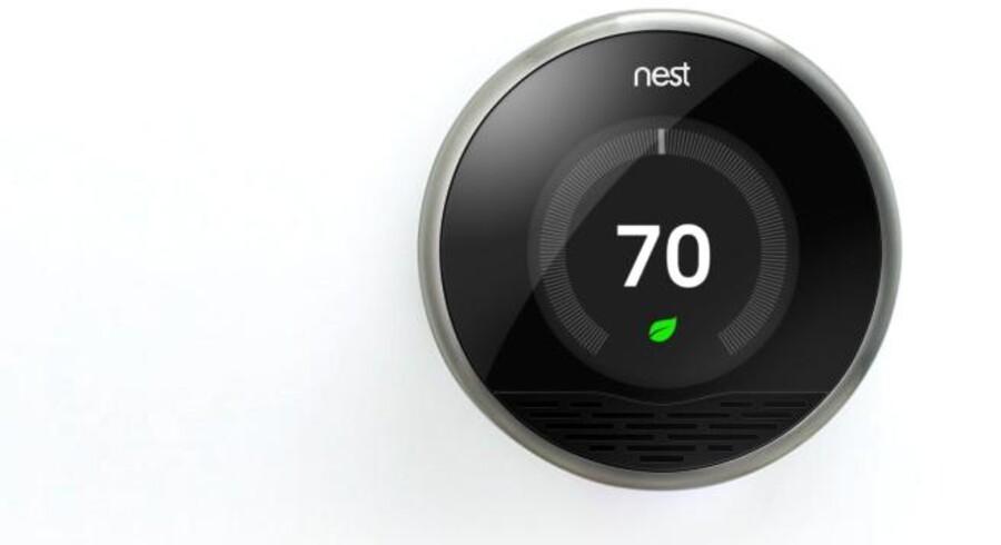 Årets mest sexede gadget er... en thermostat