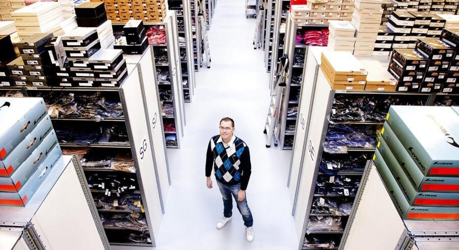 SmartGuy med Nicolai Kærgaard som direktør har opkøbt en tysk sportsbutik på nettet - primært for at få fat i en stor kundedatabase.
