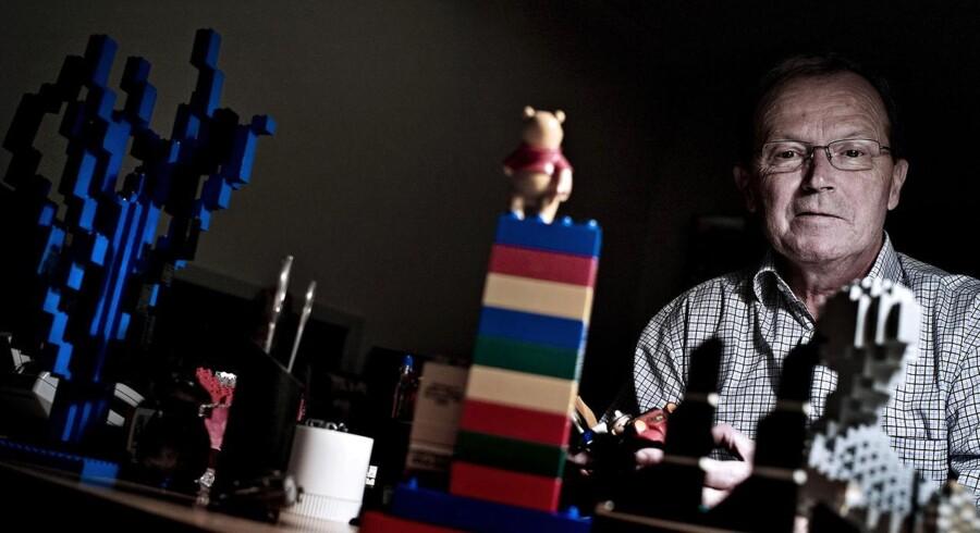 Ejeren af Lego, Kjeld Kirk Kristiansen.