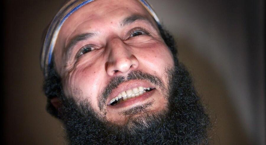 Den 54-årige mand, som tirsdag blev anholdt og sigtet for tilskyndelse til terror, er Sam Mansour, som tidligere hed Said Mansour. Arkivfoto.