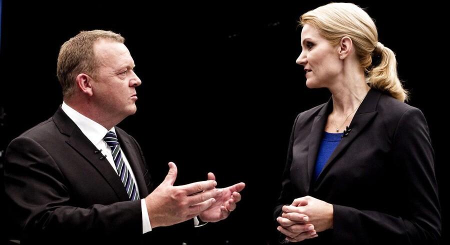 En række partiledere mener, at duellen mellem de to statsministerkandidater har fyldt for meget i valgkampen og taget fokus fra, at dansk politik er andet og mere end blot to personer, der kæmper om nøglerne til Statsministeriet.
