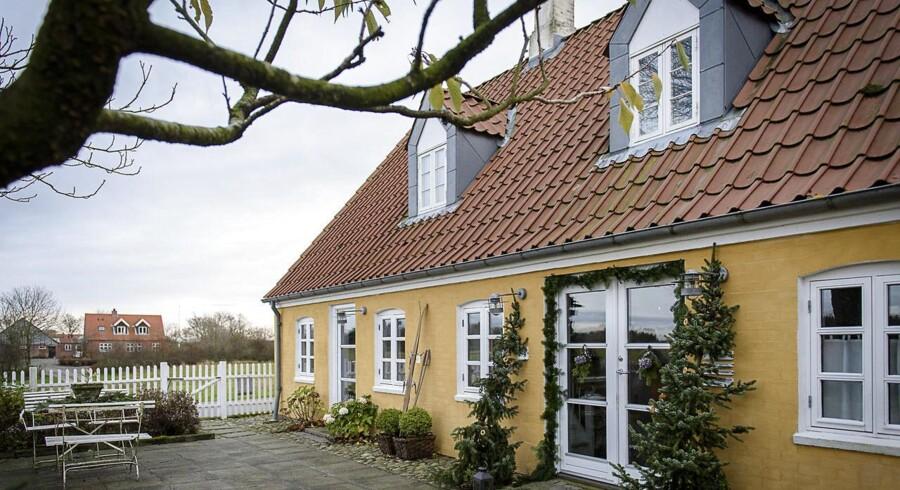 Optimismen blomstrer i yderområderne. Det er især i Struer Kommune, Langeland Kommune og Vesthimmerlands Kommune, man kan begynde at hejse flaget. Arkivfoto.