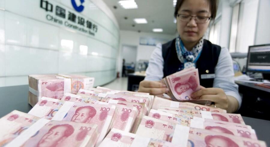 Den samlede eksport af fødevarer og landbrugsprodukter til Kina var sidste år på 12,5 milliarder kroner og alene i de første fem måneder af i år er den oppe på 8,7 milliarder kroner, oplyser Landbrug og Fødevarer.