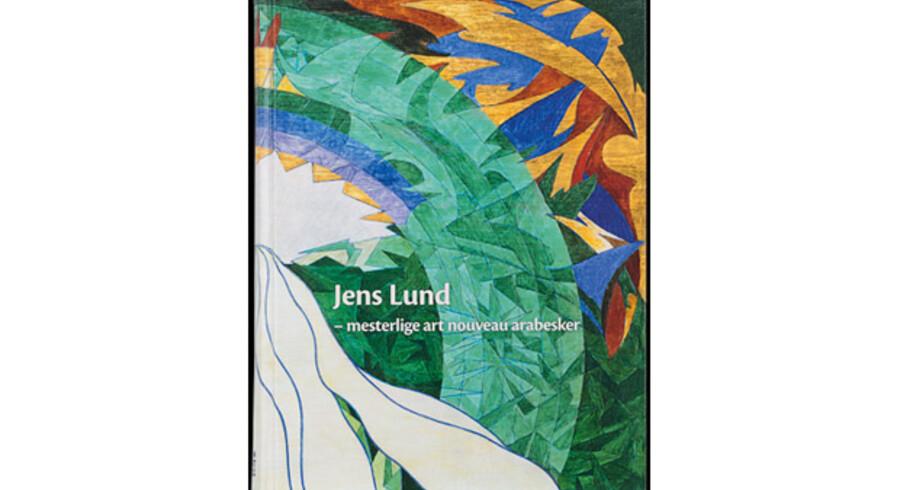 »Mesterlige art nouveau arabesker« af Jens Lund.