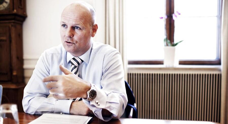 Tonny Thierry Andersen, bankdirektør i Danske Bank