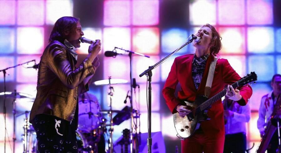 Det canadiske band Arcade Fire gæster næste års Roskilde Festival efter ti års fravær.