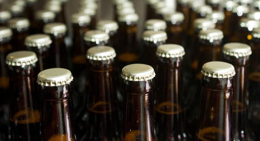 Der er for alvor grøde salget af dansk mikrobryg og udenlandsk øl.
