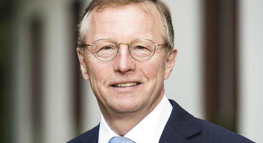 Nils Smedegaard Andersen fyrede i bundter, lukkede værft og solgte aktier i sin tid som direktør i A.P.Møller - Maersk.