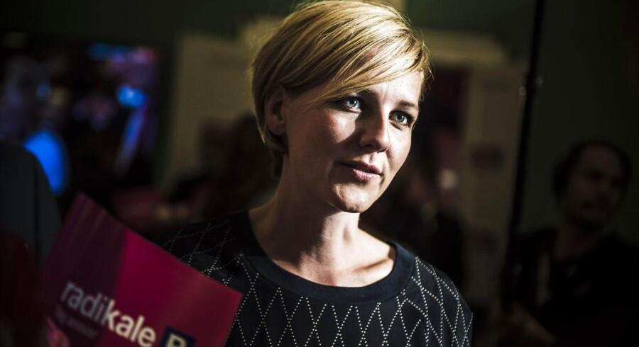 »Noget af det, der gør Danmark helt unik, er, at vi har nogle levende, åbne kyster, der ikke er bygget til, som de er mange andre steder i Europa. Det har vi kun, fordi vi har passet godt på dem,« siger de Radikales miljøordfører, Ida Auken (R).