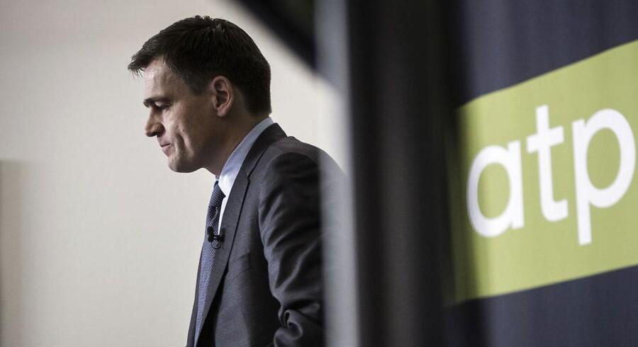 Carsten Stendevad, topchef for ATP